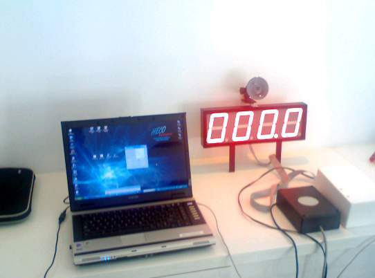 Led display development